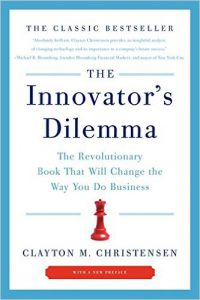 Clayton M. Christensen: The Innovator's Dilemma