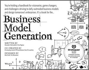 Alexander Osterwalder, Yves Pigneur: Business Model Generation (Business Model Canvas)
